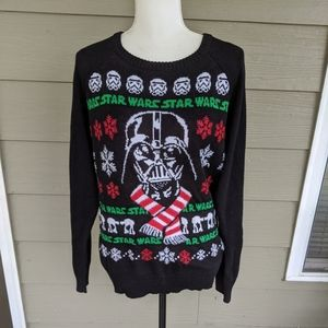 Star Wars Vader Ugly Christmas Sweater